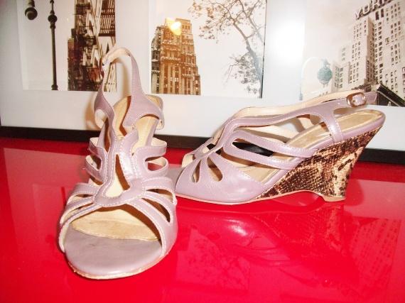 37-38 : Sandales, Bottes, Escarpins, Mules * San Marina, Morgan, André (NEUF)...  Chaussures-femmes-sandales-eram-p38-img