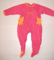 Pyjama Clémentine rose 2 ans