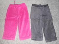 2 pantalons ORCHESTRA 18 mois Fille 5€ pièce