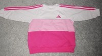 Pull ADIDAS 18 mois fille