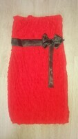 Robe bustier rouge TXS Mim 5€ (1)