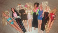 Barbie 2€ chaque