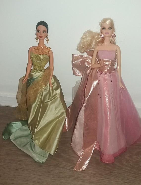 2 Barbie de Collection 30€ pièce