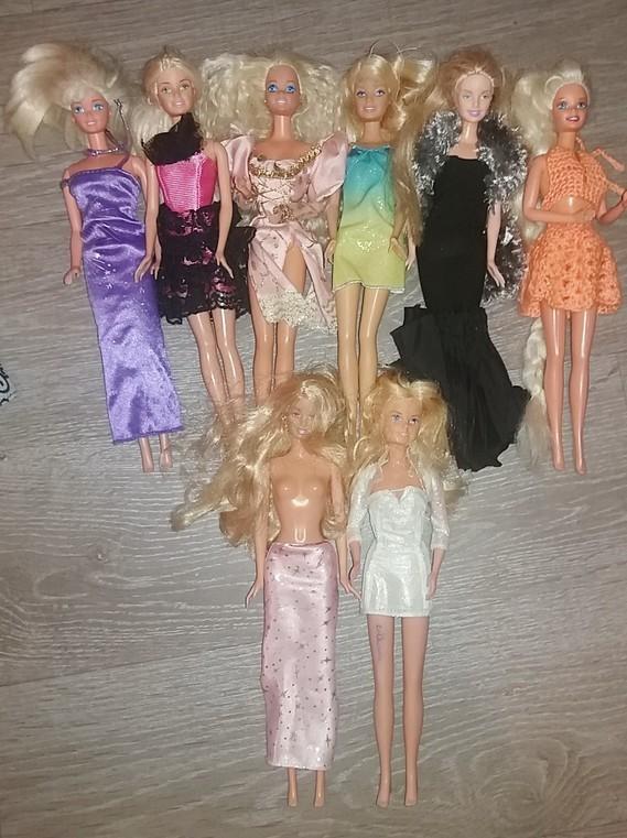 Poupées Barbie 3€ pièce
