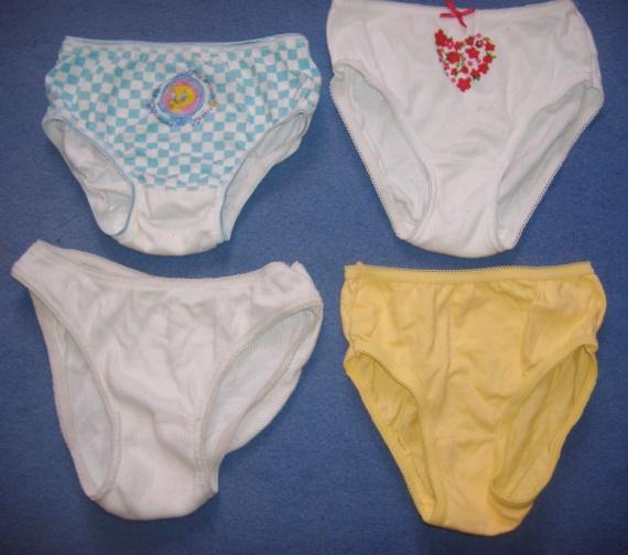Culottes 4-5 ans