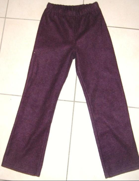 Pantalon Violet 6 ans