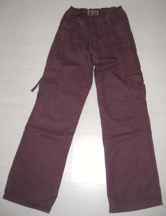 Pantalon CFK 12 ans Prune