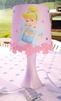 lampe de chevet princesses disney