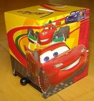 tirelire CARS