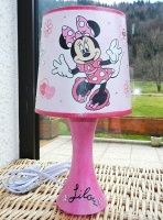 lampe de chevet minnie