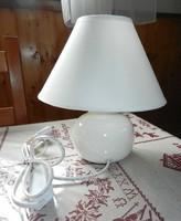 lampe de chevet 22 cm de haut : 15 euros décorée que 2 dispos!