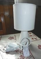 lampe de chevet 25,5 cm de haut : 15 euros décorée 2 dispos!
