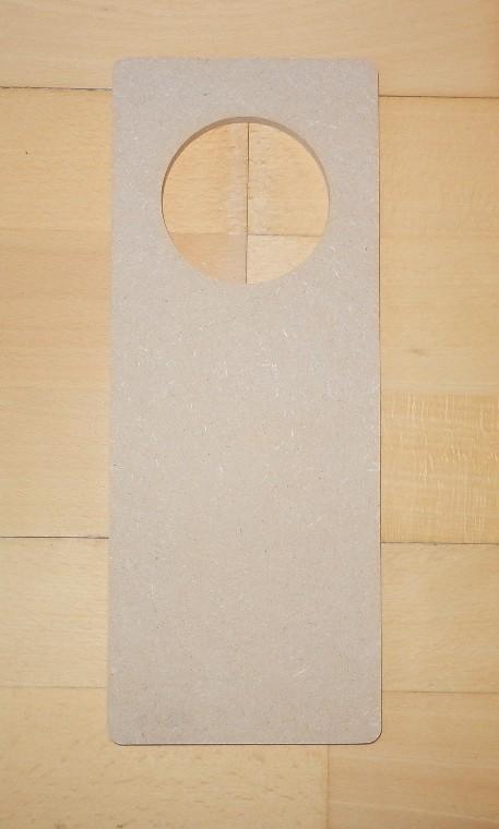 plaque poignet de porte