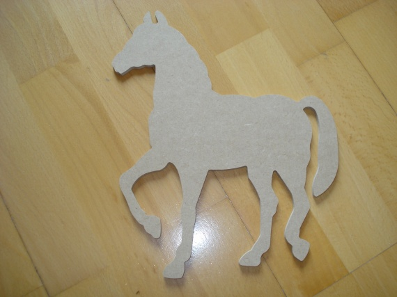 N111 support bois cheval 2 en stock!