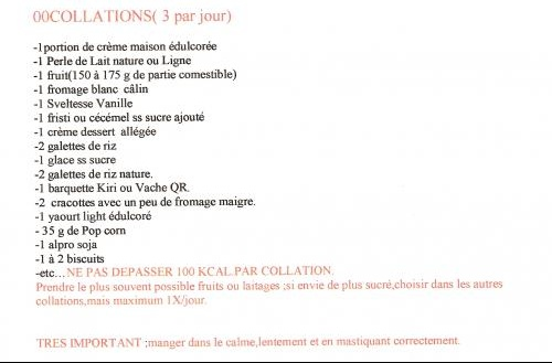 collations