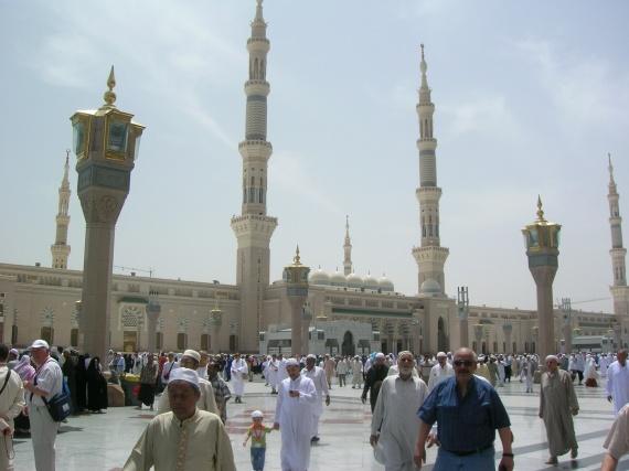 mosquee du prophete sws