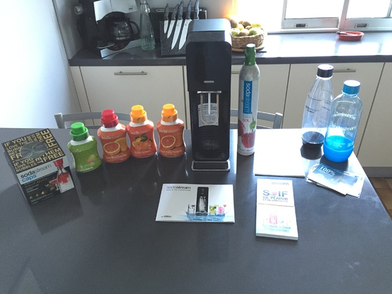 sodastream source pack initié