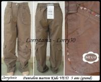 6A Pantalon VETI NEUF 8 €