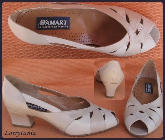 Chaussures Damart femme qHpCdXhTi