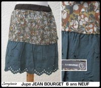 6A Jupe JEAN BOURGET 21 € NEUF