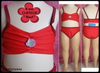 4A Maillot CLAYEUX neuf 8 €