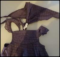 4A robe violette KID KANAI 3
