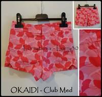 6A Short OKAIDI 5 € Club Med