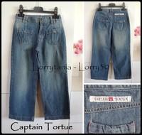 6A Pantalon CAPTAIN 7 € jean