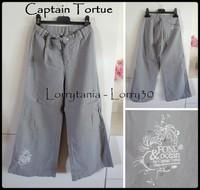 6-7A Pantalon CAPTAIN 8 € gris