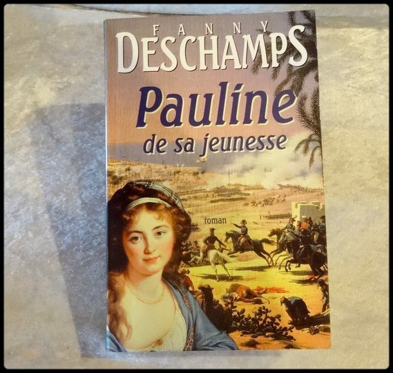 Pauline de sa jeunesse 3 € Fanny DESCHAMPS