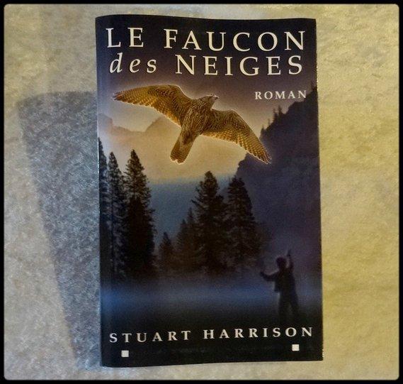 Le faucon des neiges 3 € Stuart HARRISON
