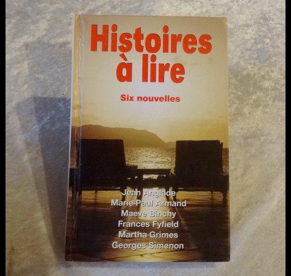 Histoires à lire 1,50 €