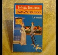 Dans le lit des reines 1,50 € Juliette BENZONI