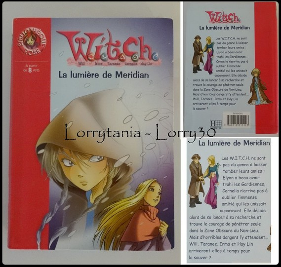 Livre WITCH 2 €