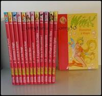 Lot 12 livres WINX 20 €