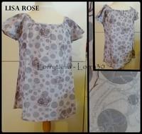 10A Blouse LISA ROSE 3 € mauve