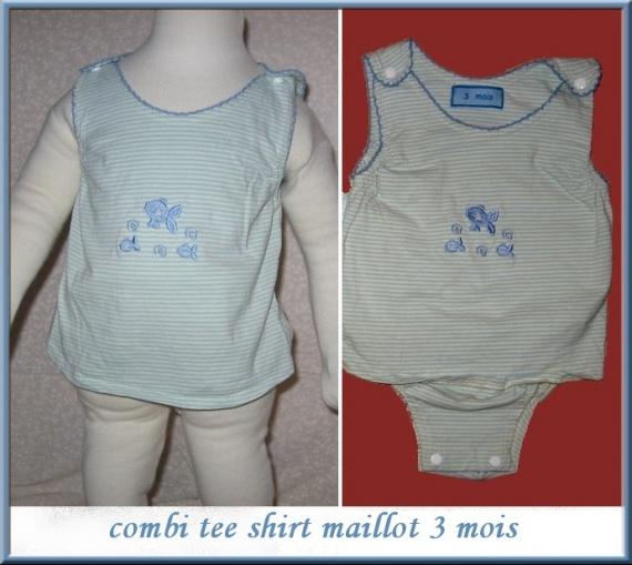 body tee shirt 2 €