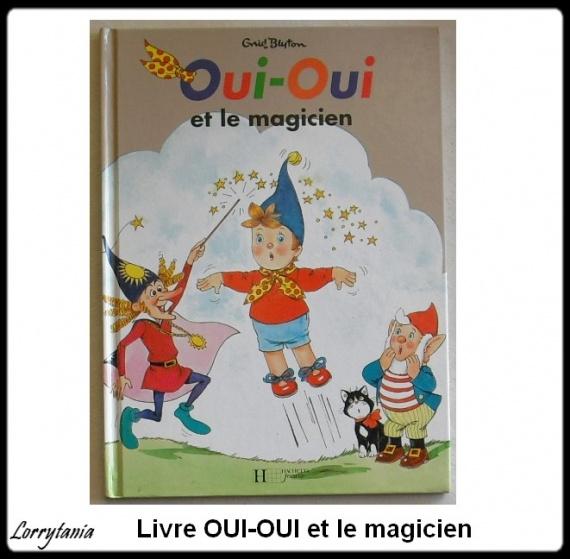 Oui-OUI et le magicien 2,50 €