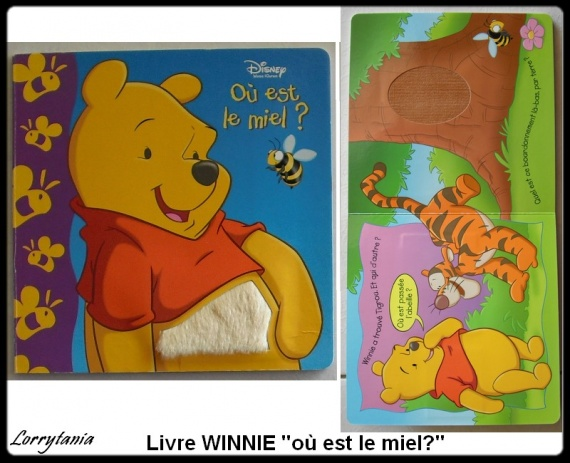 WINNIE où est le miel? 2,50 €