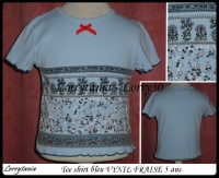 5A T shirt VYNIL FRAISE 2,50 €