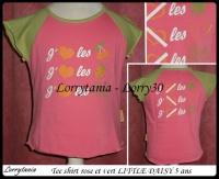 5A T shirt LITTLE DAISY 2 €
