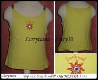 5A Top anis ORCHESTRA 3,50 €