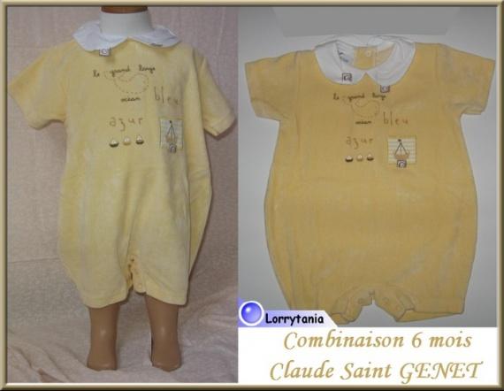 6m Combi Claude St Genet 4,50 €