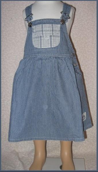 2A_robe jeans rayé KIABI 2 €