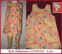2an_robe dalmatien CLAYEUX 5 €