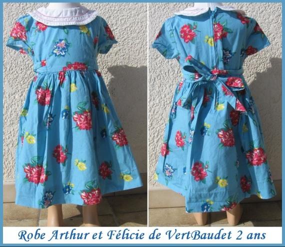 2A Robe ARTHUR & FELICIE 5 €