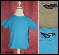 4A_Tshirt turquoise  1,50 €