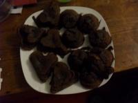 gateau au chocolat de la st valentin e j sais po si c des fondant ou des moueleux lol !