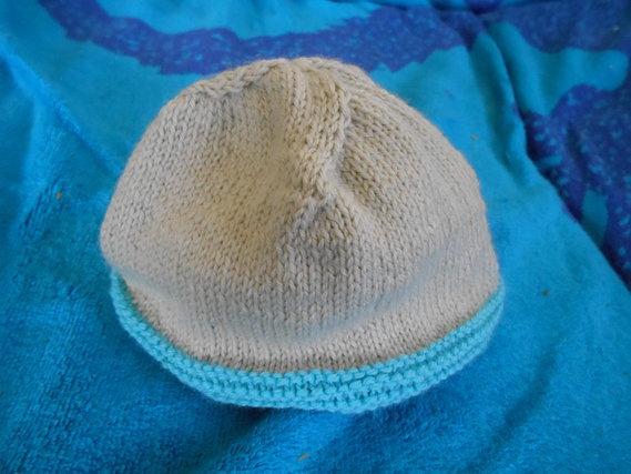 un bonnet pour mon pti bonhomme