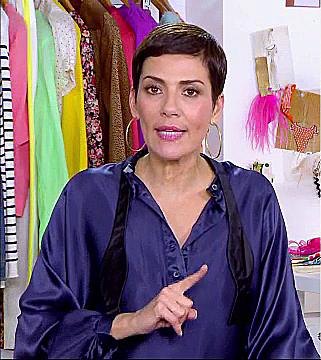 Cristina Cordula M6 11-05-2015